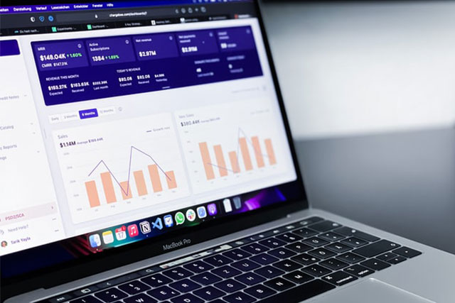 Detailed Dashboards & Charts